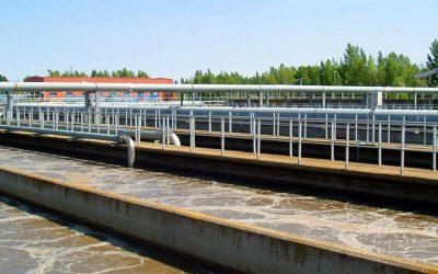 Equipos de aireación en depuradoras de aguas residuales