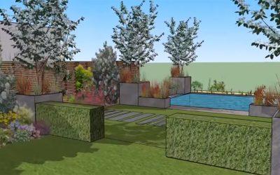 Software gratuito de diseño de jardines