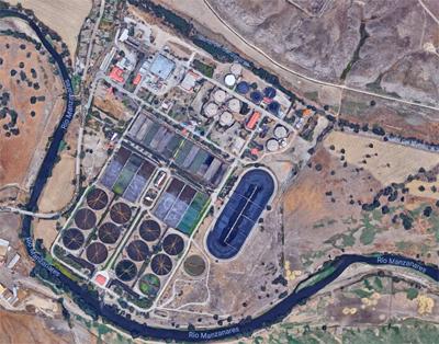 La depuradora de aguas residuales más grande de España