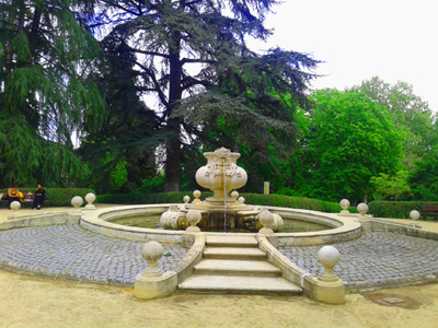 Dise o de parques y jardines tecpa formaci n de for Diseno de parques y jardines
