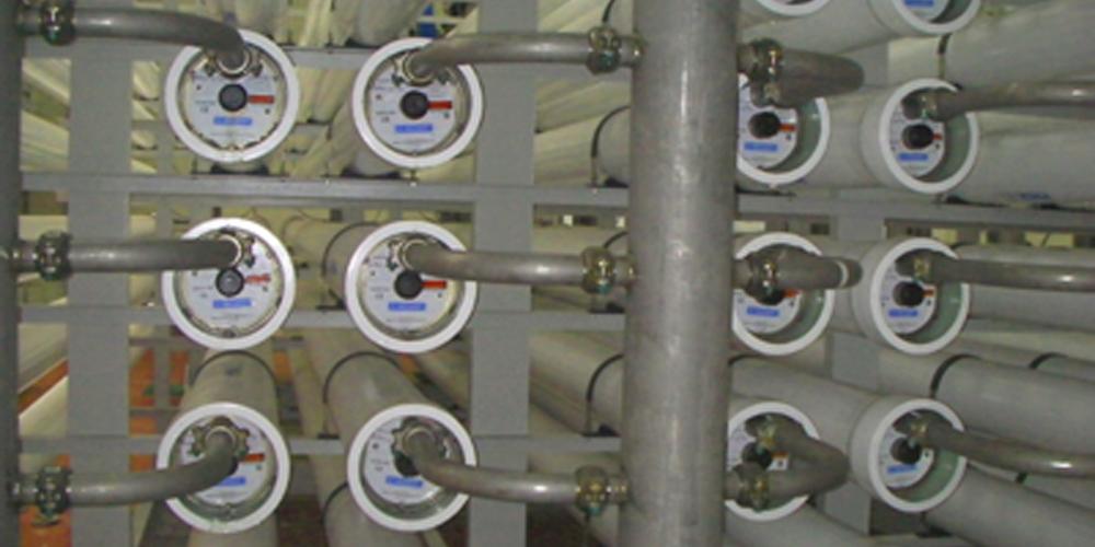 capacitación desalinización del agua
