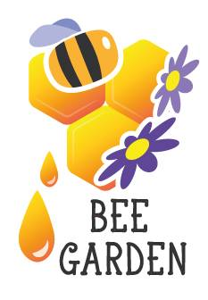 Abejas en ciudad y abejas en jardin