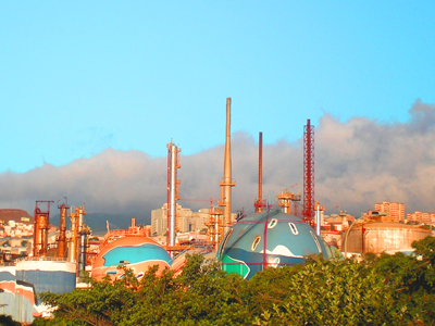 Curso online de Contaminación atmosferica