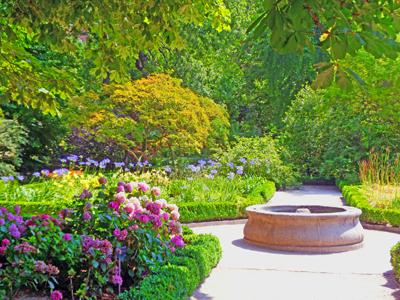 curso de parques y jardines