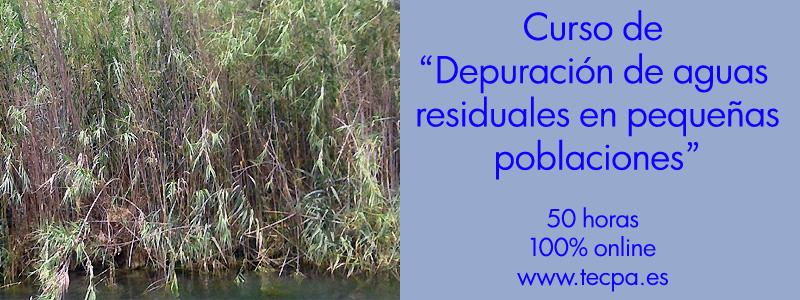 Curso de Depuración de aguas residuales