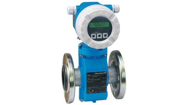 Medidores de caudal en EDAR