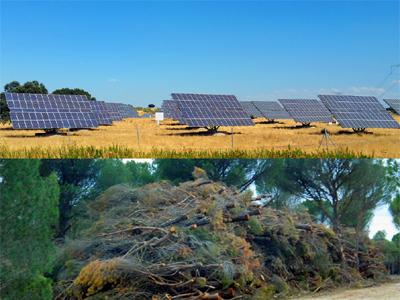 Curso de Técnico de energía solar y biomasa