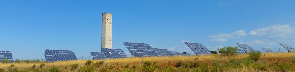 Los tipos de energías renovables según su origen
