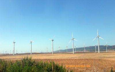 La energía eólica (datos 2019)