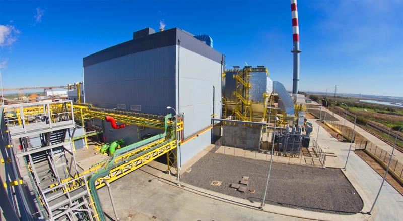 Las mayores plantas de biomasa en España