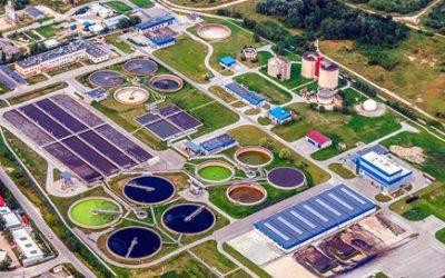El consumo energético en las depuradoras de España
