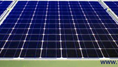 Las células fotovoltaicas de los paneles solares