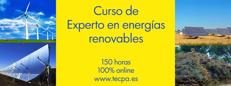 Curso de energías renovables 150 horas