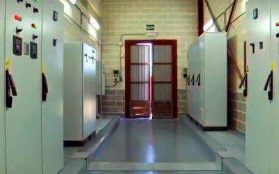 Niveles de control de proceso en una depuradora de aguas residuales