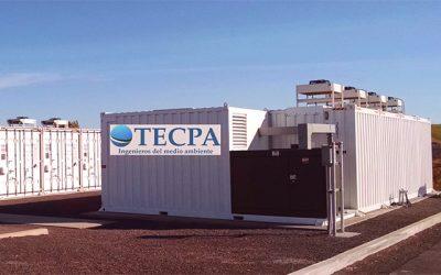 El almacenamiento de energía térmica