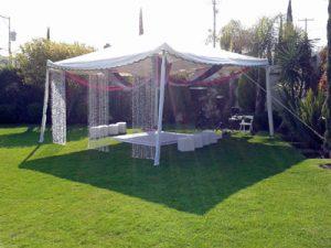 ideas para jardin fiesta