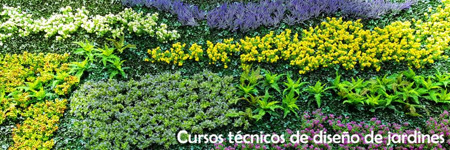 Cursos online de diseño de jardines