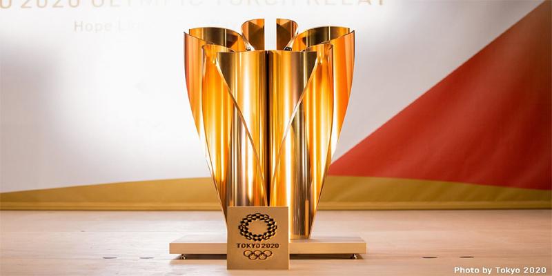 La antorcha olímpica de hidrógeno