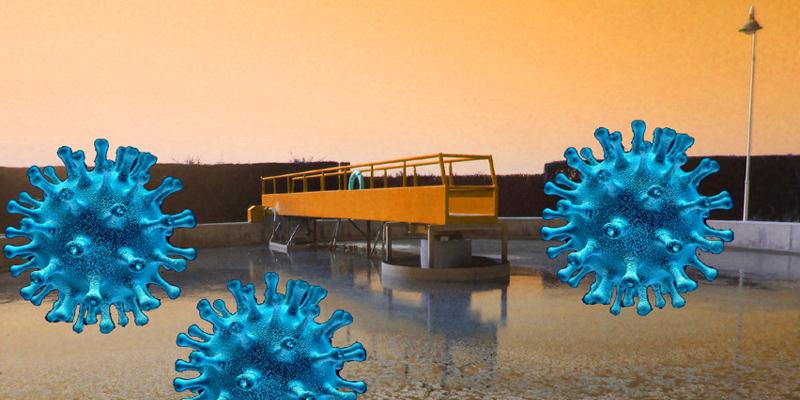coronavirus aguas residuales