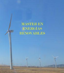 master energias renovables septiembre 2020