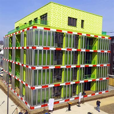 arquitectura verde en europa