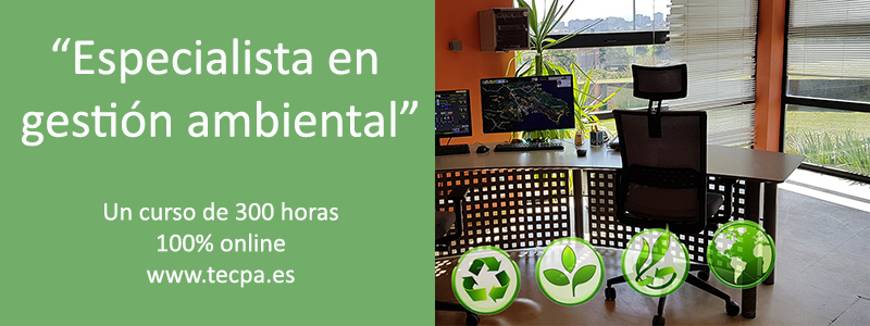 Curso de gestion ambiental online especialista