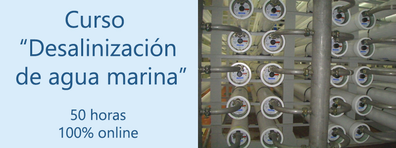 capacitación en desalinización