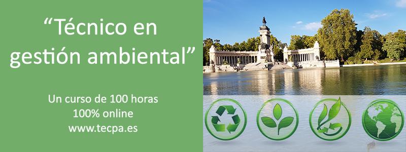 curso gestion ambiental en 2021