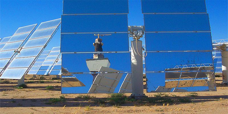 La energía solar termoeléctrica