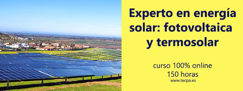 curso fotovoltaica madrid